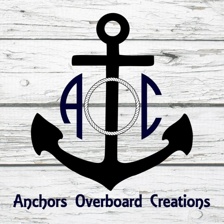 Anchors Overboard Creations