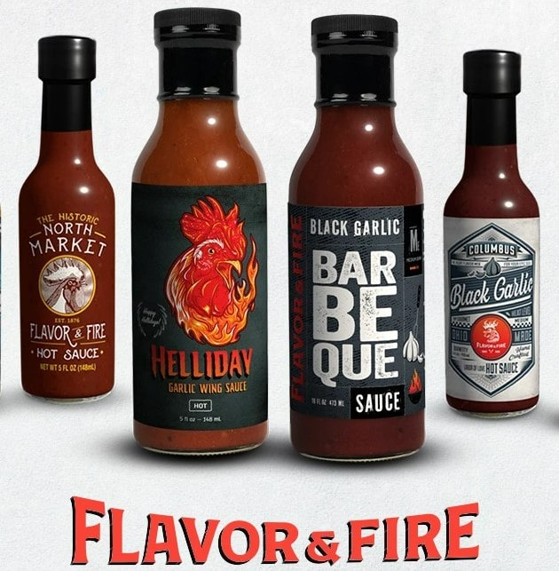 Flavor & Fire