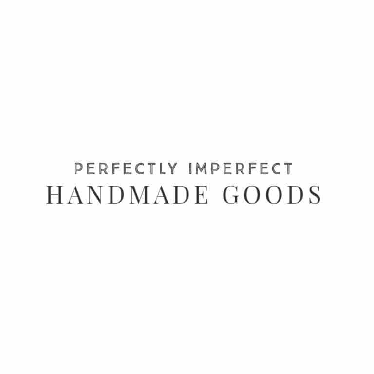 Perfectly Imperfect Goods